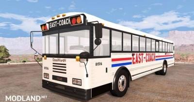 Dansworth D2500 (Type-D) East-Coach v 1.1 [0.9.0]
